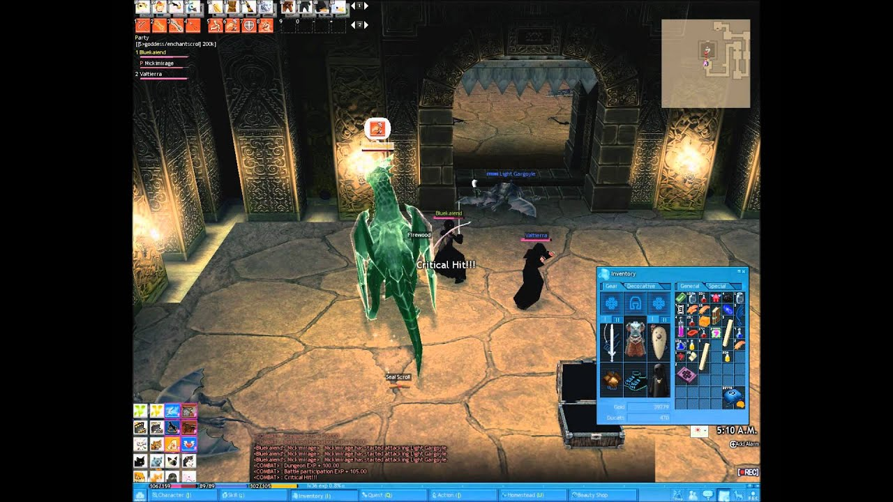 mabinogi g1 black orb final dance youtube rh youtube com Guild Wars 2 Guide