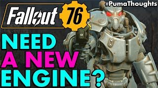 Does Bethesda Need a New Game Engine after Fallout 76? (Company Culture & FO76 Dev Room Controversy)