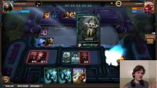 Infinity Wars: Shun Howl's Ranked Gameplay