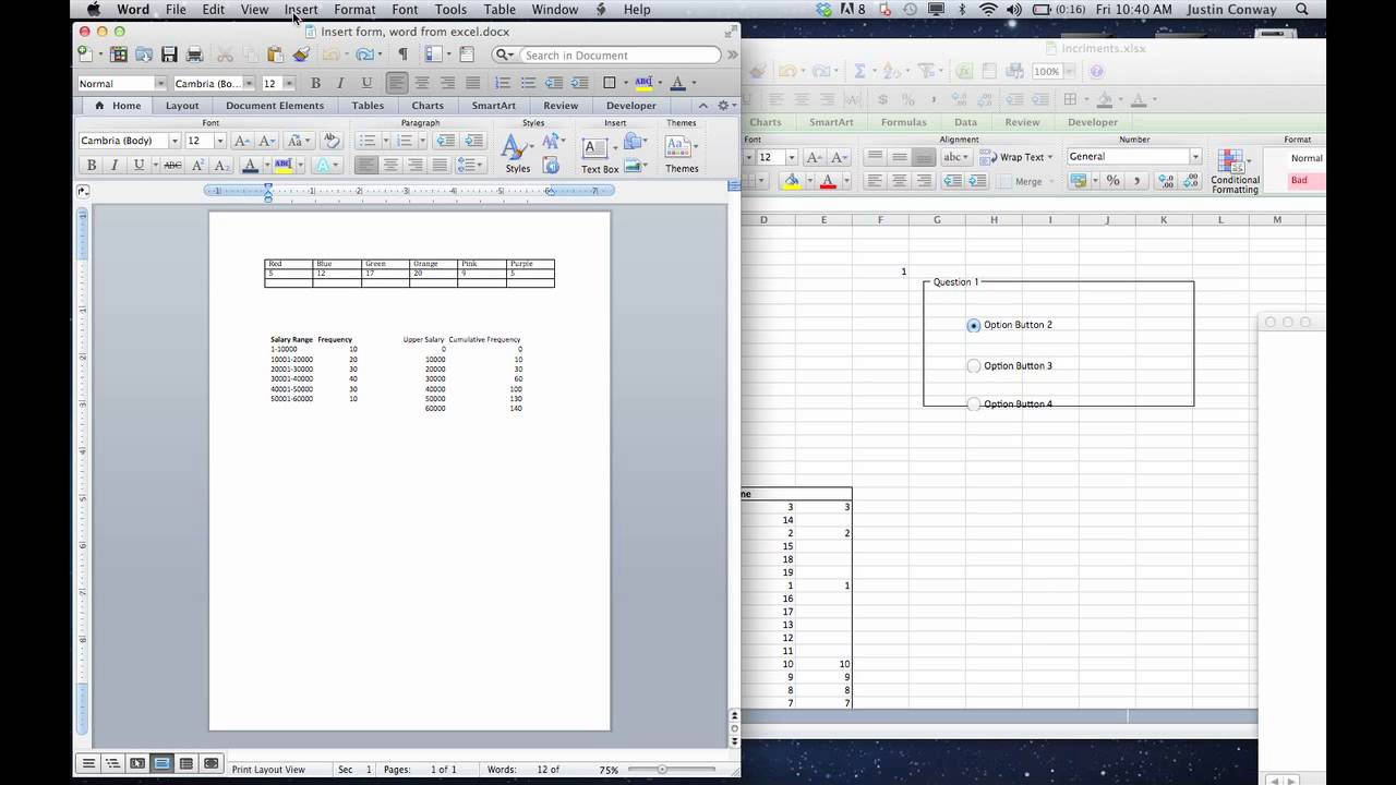 worksheet Link Data In Excel Worksheets how to link data between word excel microsoft tips youtube its uninterrupted