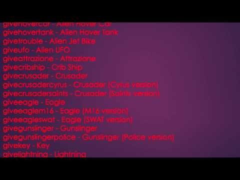 <b>Saints Row 4 Cheat Codes</b> - YouTube