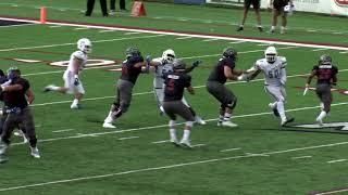 RMU vs CCSU: Football Highlights