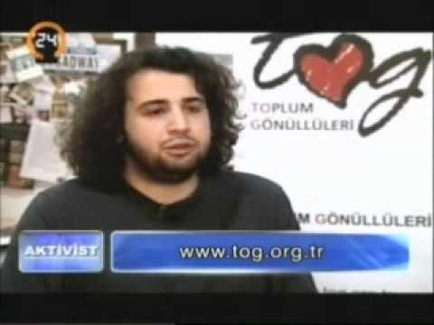 H. Levent Evci, TOG'u anlatıyor - Aktivist (Kanal 24 - 24.09.2011)