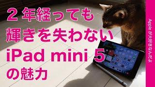 やっぱり iPad mini 5が好き!2年経っても輝きを失わない魅力・もうすぐ2年で改めて良さを語ります