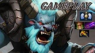 MOOOOOOOOOOO! | Spirit Breaker Ranked Gameplay Commentary Divine 5 Dota 2