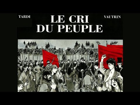 Le Cri du Peuple - Chansons de la Commune