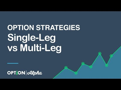 Single-Leg vs  Multi-Leg Option Strategies