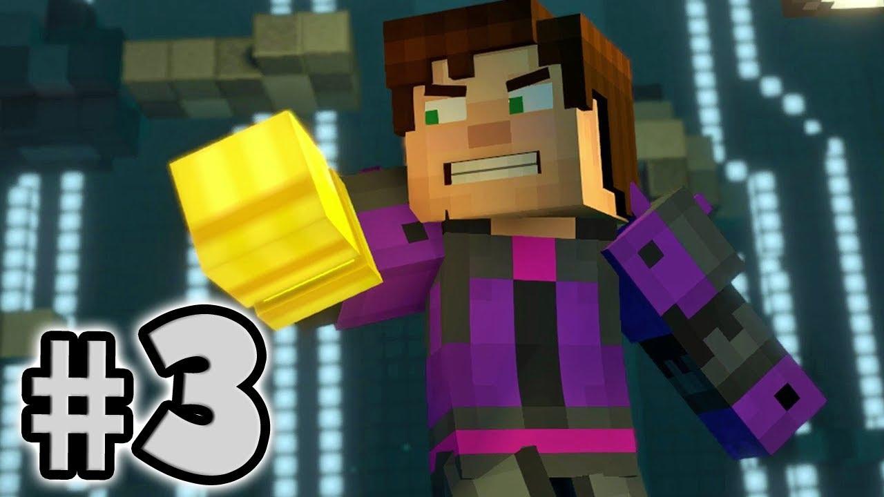 Minecraft Story Mode Season 2 Jesse S True Power Episode 5