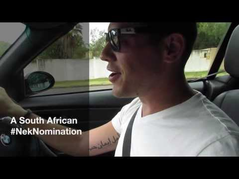 A South African NekNomination