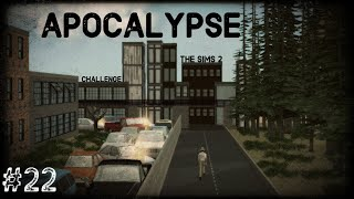 The Sims 2 Apocalypse challeng…