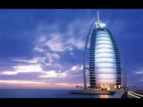 ROAD TO BURJ AL ARAB - Dubai Burj Al Arab The World Most Luxurious Hotel HD