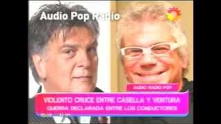 La pelea entre Beto Casella y Luis Ventura: el audio del escandaloso cruce