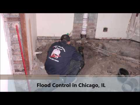 Flood Control Chicago IL Xpert Flood Control and Seepage Inc.