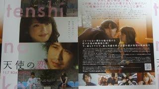 天使の恋 A 2009 映画チラシ 2009年11月7日公開 【映画鑑賞&グッズ探求...