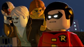 LEGO Batman 3: Beyond Gotham - Walkthrough Part 8 - Europe Against It