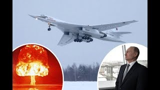 BEAUTIFUL WHITE SWAN: Putin Watches Debut of New Tu-160 Blackjack Supersonic Jet