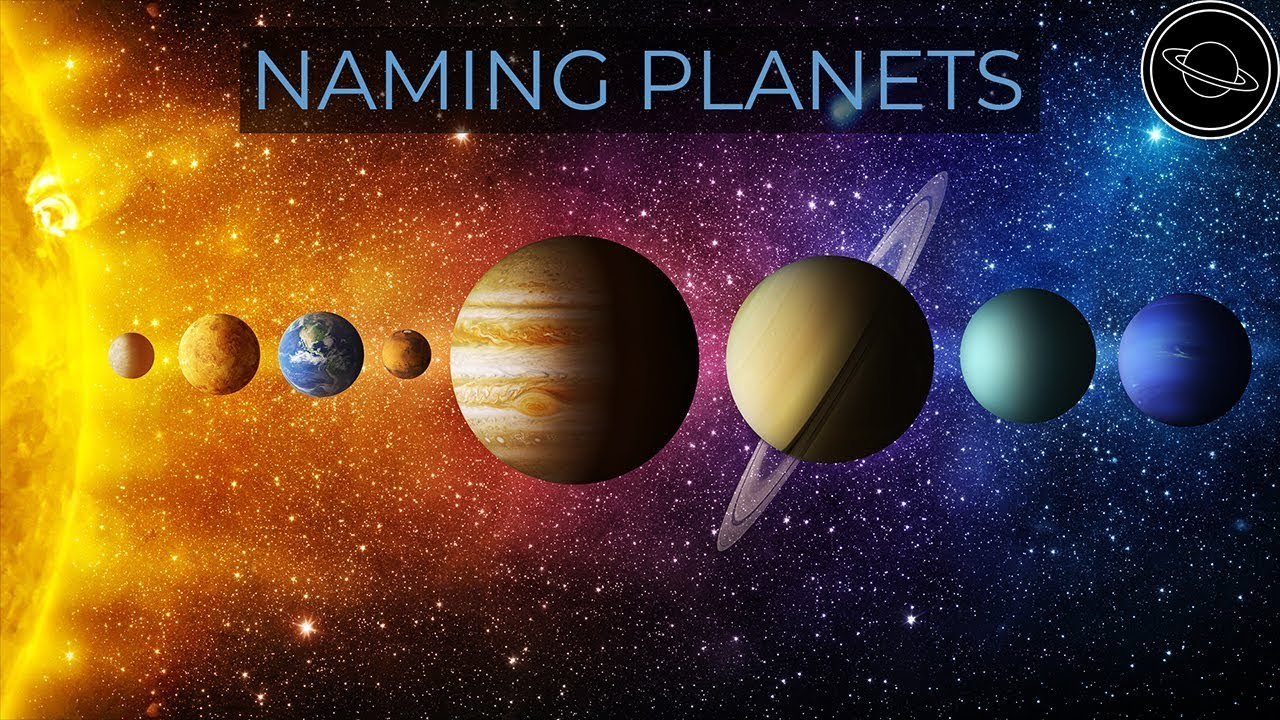 what are the names of the three new planets