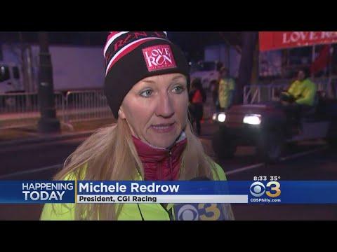 5th Annual Philadelphia Love Run Is Underway