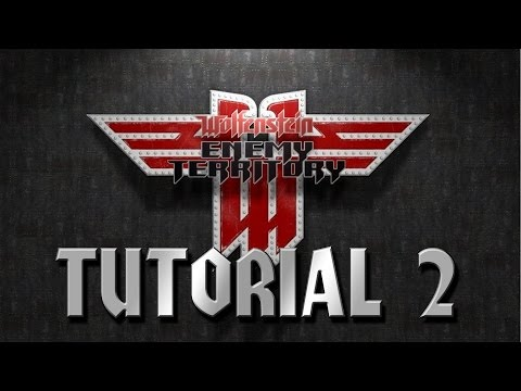 Enemy Territory Tutorial 02 - Oasis, Battery, Gold Rush, Radar