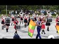 海の日名古屋みなと祭 2017(名古屋女子大学中学校高等学校 吹奏楽マーチングバンド…