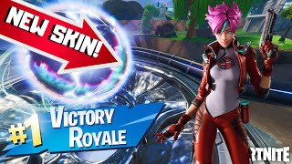 "*NEW* ""Mika"" Skin Gameplay! / 8 Days Until Season 10! (Fortnite Battle Royale)"