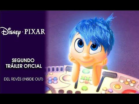 Disney España | 'Del Revés (Inside Out)' | Segundo tráiler