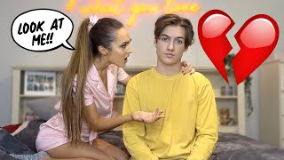 IGNORING MY GIRLFRIEND FOR 24 HOURS PRANK!!