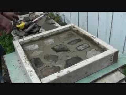 Diy Patio Pavers Youtube