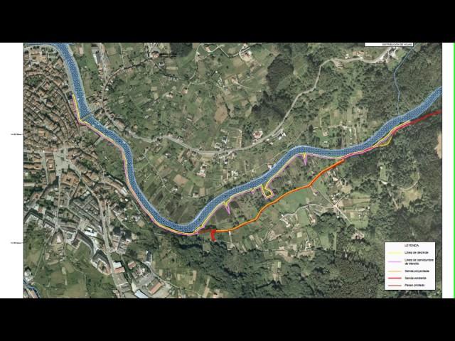 Explicación pública do proxecto de paseo entre As Monxas e Os Caneiros