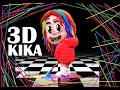 6ix9ine (3D AUDIO) - KIKA Feat. Tory Lanez