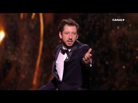 Le moment gênant des César... Par Monsieur Poulpe ! - César 2018