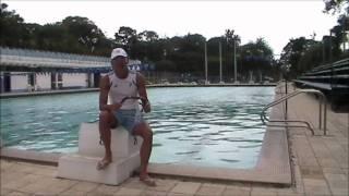 Mejore técnica de libre - Snorkel - Natación Paralímpica (11 de 11)