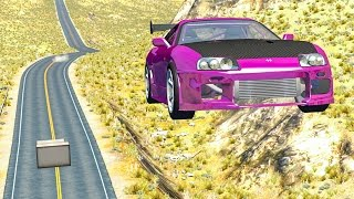 HIGH SPEED JUMPS #12 - BeamNG Drive Crashes