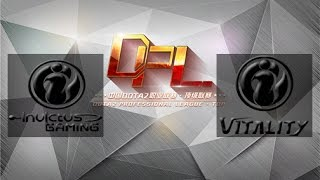 IG vs IG.v Live | bo2 | Dota 2 Professional League Season 3 - Top