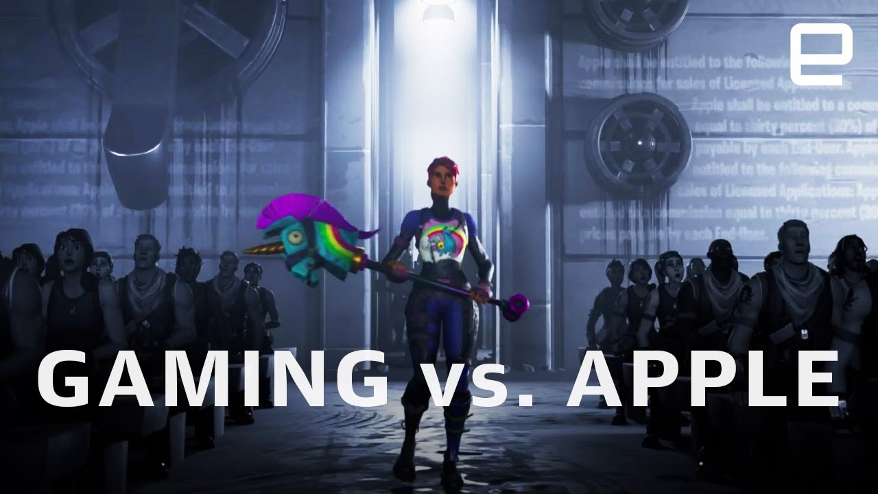 Epic Games & xCloud vs. Apple - Engadget