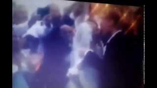 эксклюзивное видео свадьбы Пескова и Навки