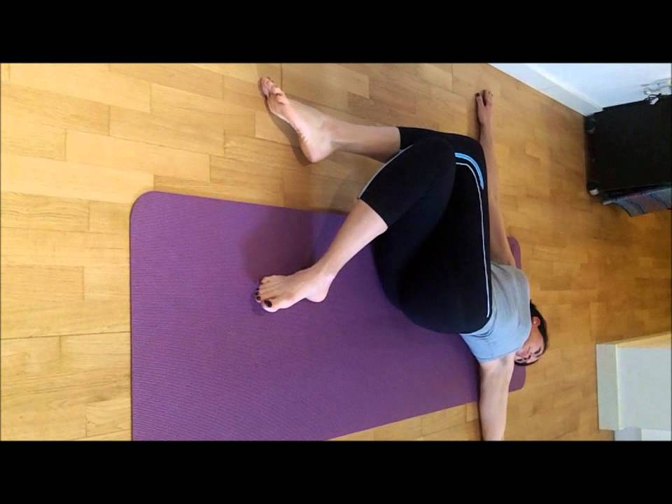 Quadratus Lumborum Stretch