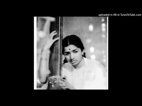 Rare Marathi song-Lata-AAJ SUGANDHIT ZALE JEEVAN (1956)