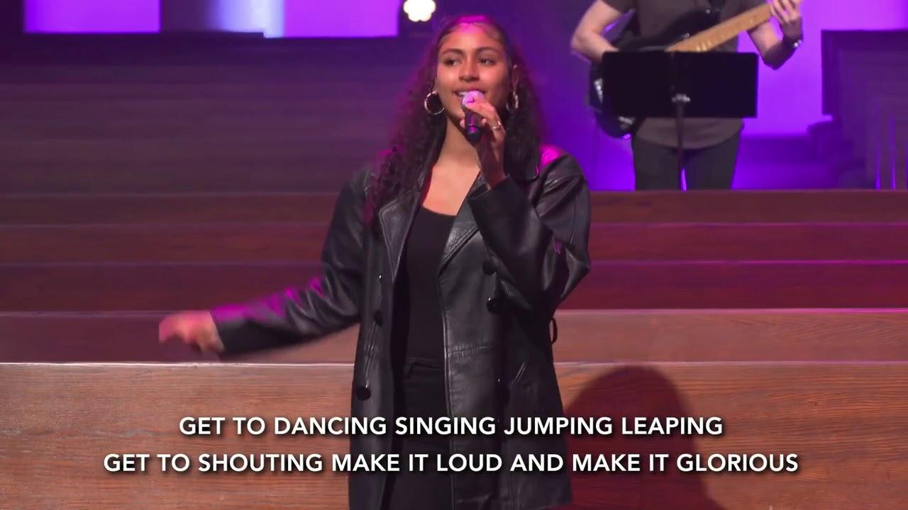BRUNO VALVERDE - GLORIOUS - Live at the Church - Martha Munizzi - Israel Houghton