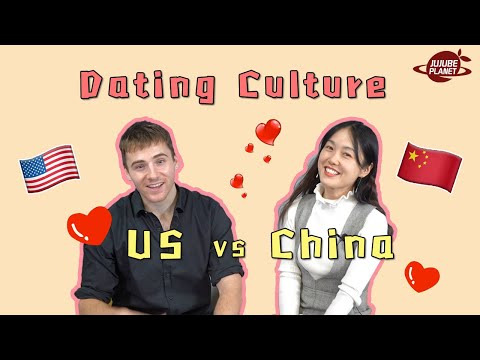"""""""Are we exclusive?"""" Dating difference, China vs USA 