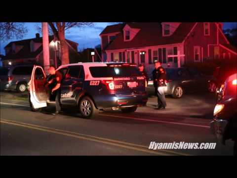 Drunk Hyannis woman thrown from vehicle without clothes    ends up going back to station with police