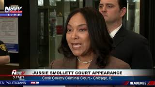 BAIL SET: Jussie Smollett