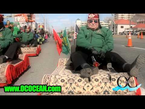 """""""St. Patrick's Day Parade 2017 - Ocean City, MD"""