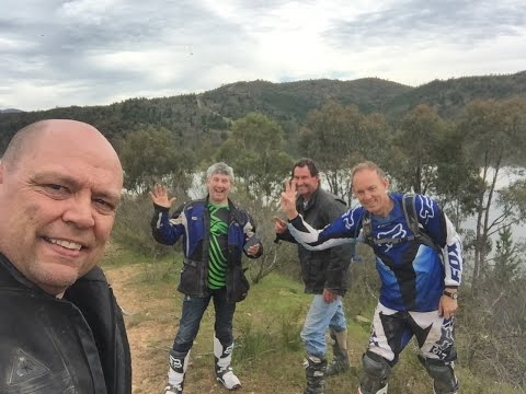 Trail riding - Cotter River, Paddy's River Rd, Canberra ACT