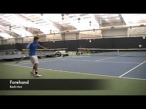 Yash Saxena NCAA Tennis Recruitment Video Ottawa Ontario, Canada
