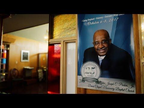 Truett Seminary Alumni Profile: Pastor Joseph C. Parker Jr.