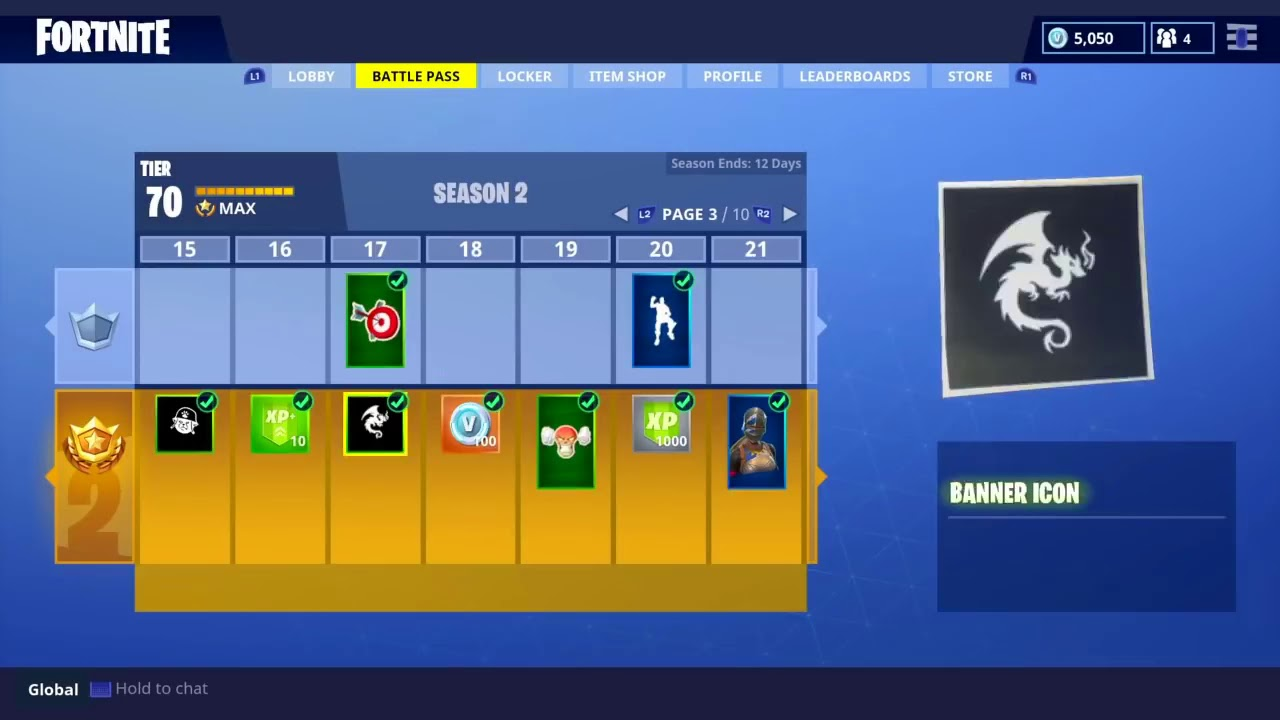 SELLING MY FORTNITE ACCOUNT PS4 LOADS OF THINGS FOR FREE ...
