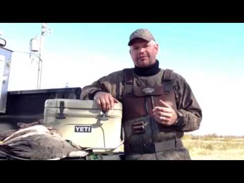 Yeti Cooler - A Multipurpose Tool