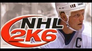 #TBT In Gaming - NHL 2K6 - Anaheim @ Atlanta