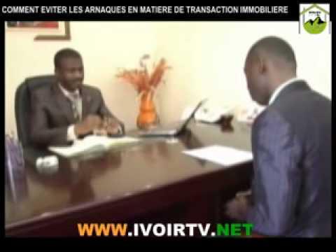 Comment eviter les arnaques en matiere immobiliere en Cote d'Ivoire
